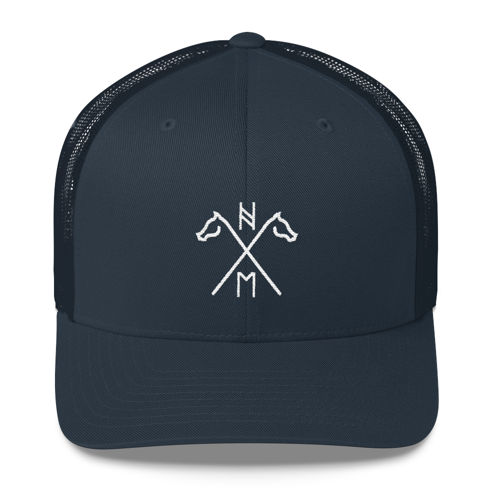 Hengsy Hats. The Hanoverian. Snapback Baseball Cap Trucker Hat.
