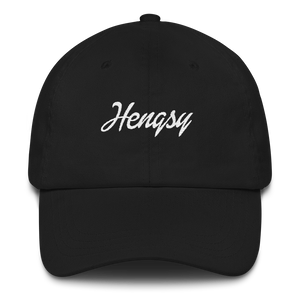 Hengsy Hats. The New Breed. Dad Hat Unstructured Baseball Cap.