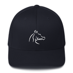 Hengsy Hats. The Arabian Hisan. Flexifit Dad Hat Baseball Cap.