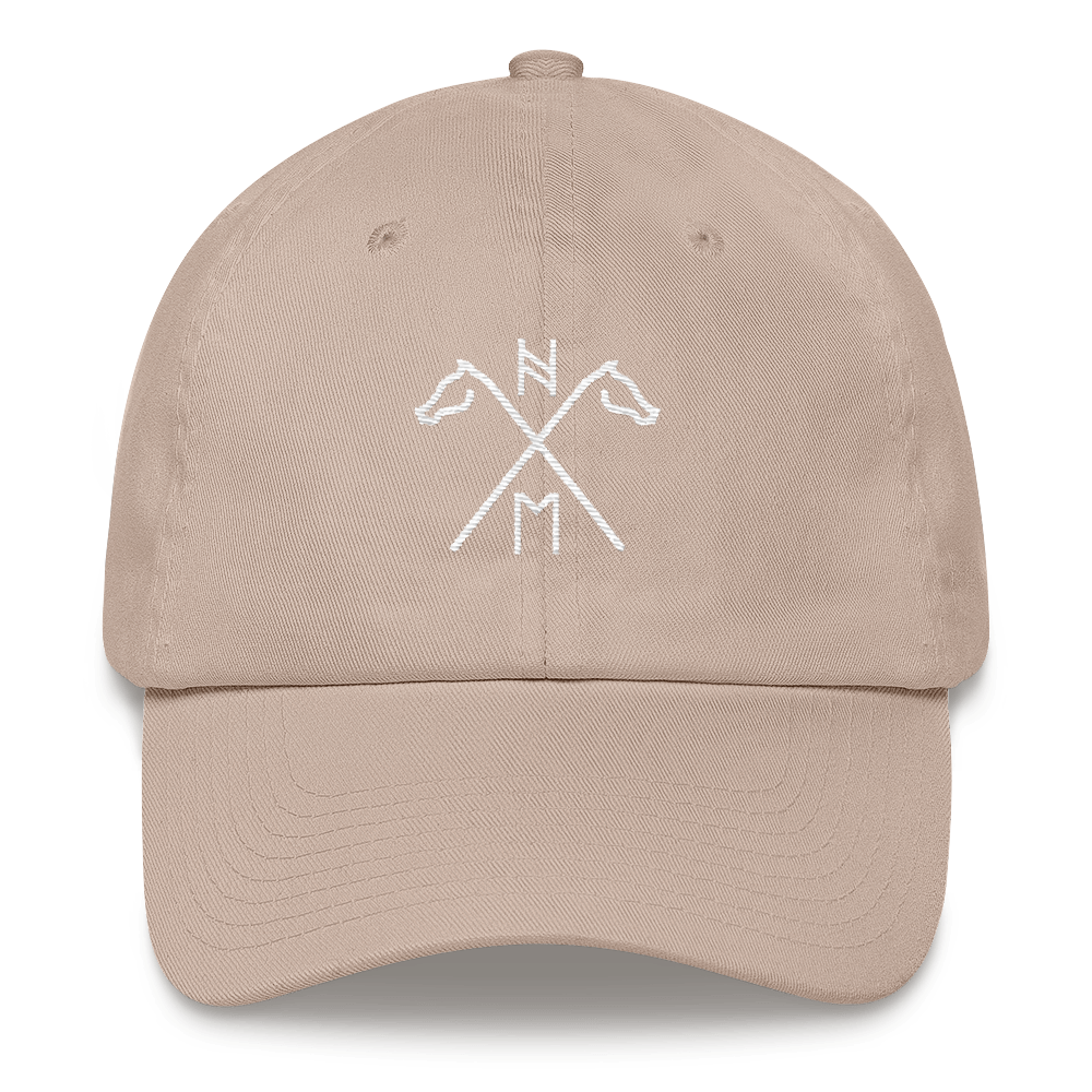 Hengsy Hats. The Hanoverian. Dad Hat Unstructured Baseball Cap.