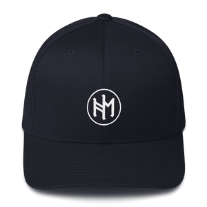 Hengsy Hats. The Holsteiner. Flexifit Dad Hat Baseball Cap.