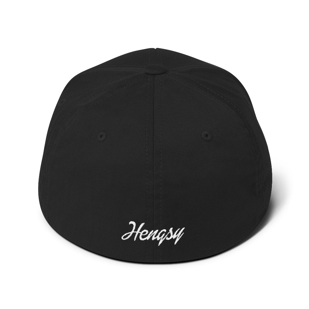 Hengsy Hats. The Hanoverian. Flexifit Dad Hat Baseball Cap.