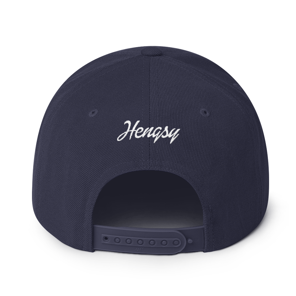 Hengsy Hats. The New Breed. Snapback Hat Baseball Cap.
