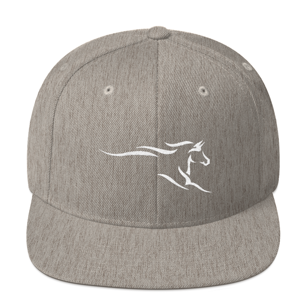 Hengsy Hats. The Irish Hunter. Snapback Hat Baseball Cap.
