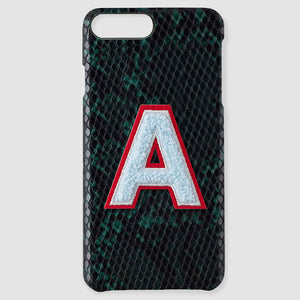 Alphabet A sticker printworks phone case bag accessories gifts for loved ones