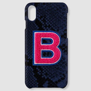 Alphabet B sticker printworks phone case bag accessories gifts for loved ones