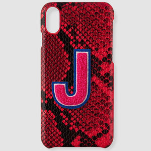 Alphabet J sticker printworks phone case bag accessories gifts for loved ones