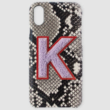 Load image into Gallery viewer, Alphabet K sticker printworks phone case bag accessories gifts for loved ones
