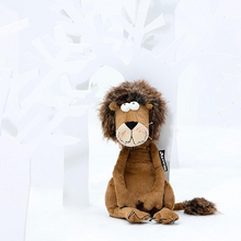 Load image into Gallery viewer, Metusa Leo Lion Beasts cuddley friend sigikids soft toy gift for kids and family