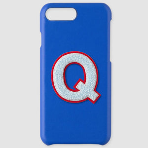 Alphabet Q sticker printworks phone case bag accessories gifts for loved ones