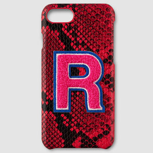 Alphabet R sticker printworks phone case bag accessories gifts for loved ones