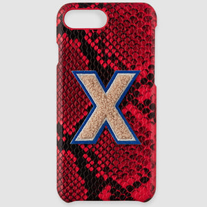 Alphabet X sticker printworks phone case bag accessories gifts for loved ones
