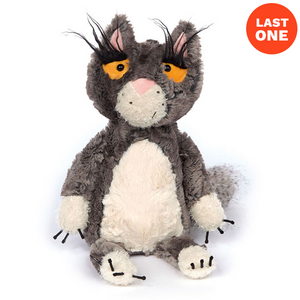 Beast sigikid bad cat soft toy cuddle gift