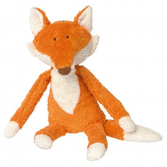 fox cuddley friend sigikids soft toy for kids and family gift