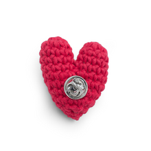 Load image into Gallery viewer, Heart Pin Myum cotton small gift