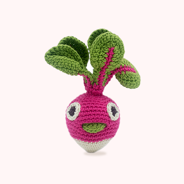 soft toy radish mini myum
