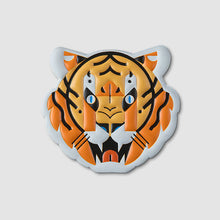 Load image into Gallery viewer, Tiger sticker printworks phone case bag accessories gifts for loved ones