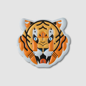 Tiger sticker printworks phone case bag accessories gifts for loved ones