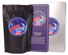 Laden Sie das Bild in den Galerie-Viewer, Taste Planet Mars - Mineralstoffe des Planeten Mars - Limited Black Edition - 100g