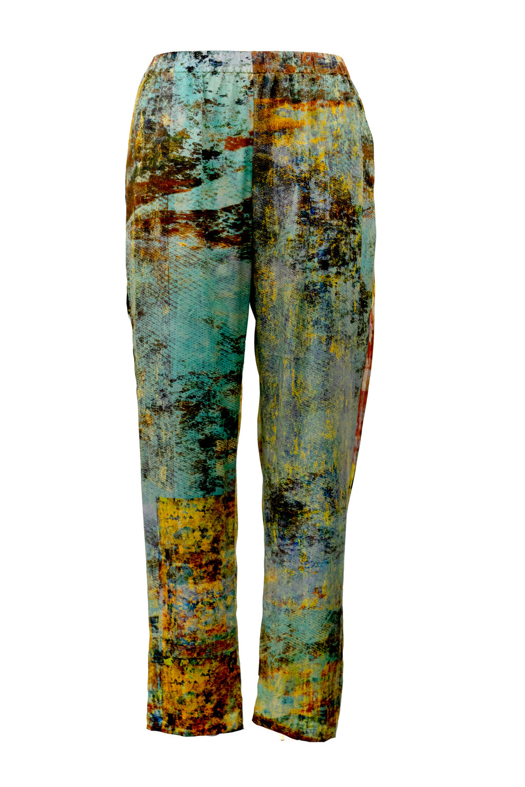 The Milos Silk Joy Pant