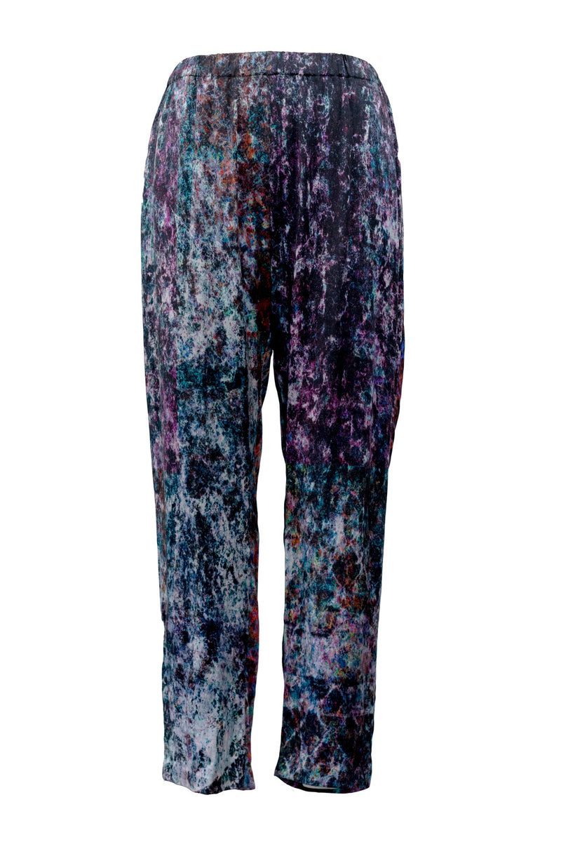 The Night Garden Silk Joy Pant