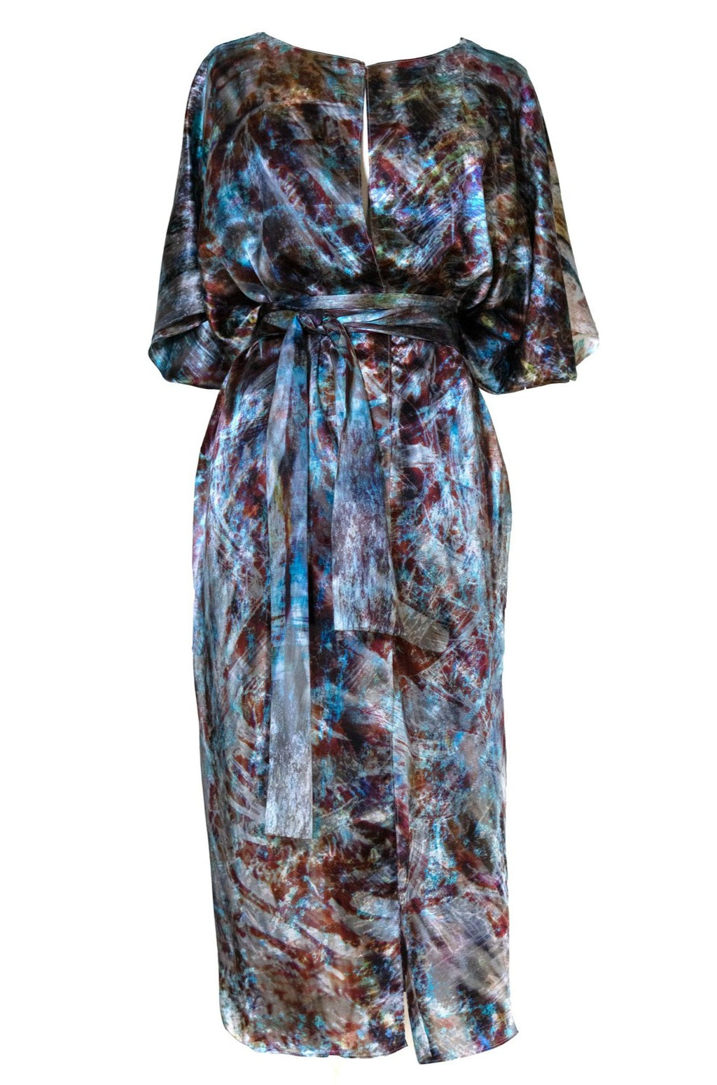 The Salton Sea Wrap Kaftan