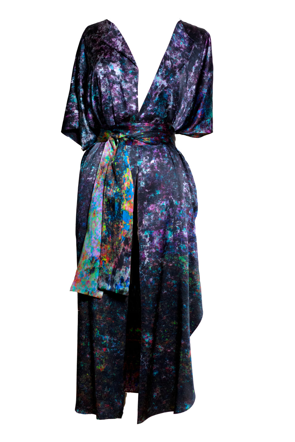 The Night Garden Wrap Kaftan