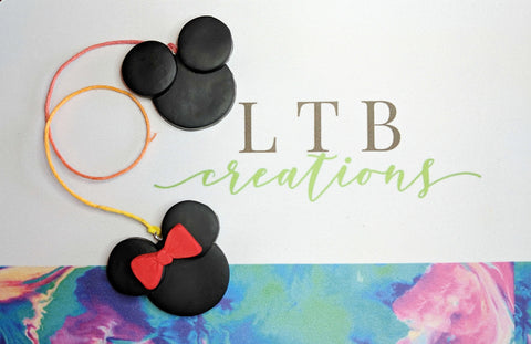 Mickey & Minnie Bookmark