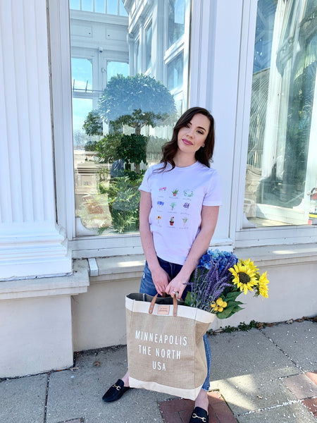 Wonder & Bloom - The Enne Tee - Enneagram Inspired Shirts