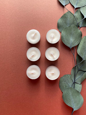 6 Nerola Scented Aromatherapy Tealights