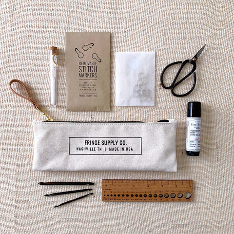 Fringe Supply Co. Knitter's Tool Kit