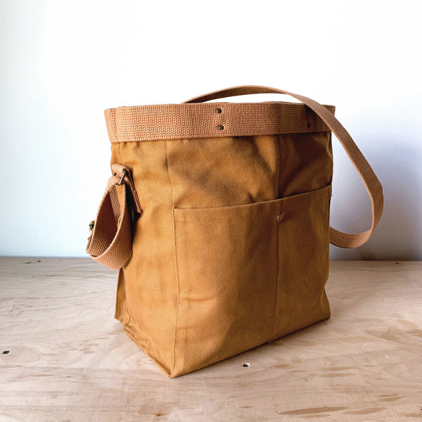 Rambler satchel by Fringe Supply Co.