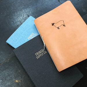 Fringe Supply Co. memo book