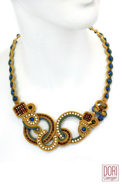 Debonair Day To Evening Necklace