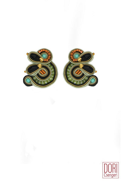 Adesso Clip On Earrings