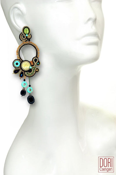 Adesso Showstopper Earrings