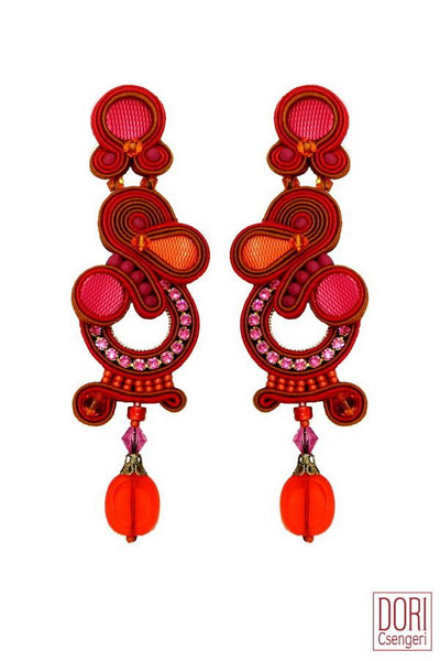 Alexa Statement Earrings
