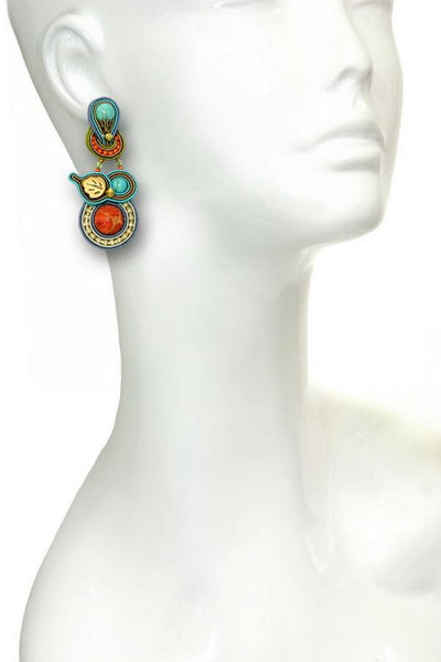 Amalfi Resort Earrings