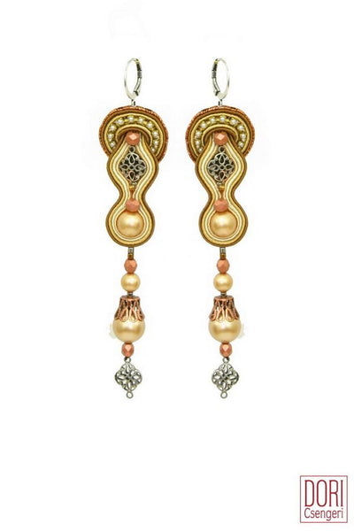 Claudia Pearl Earrings