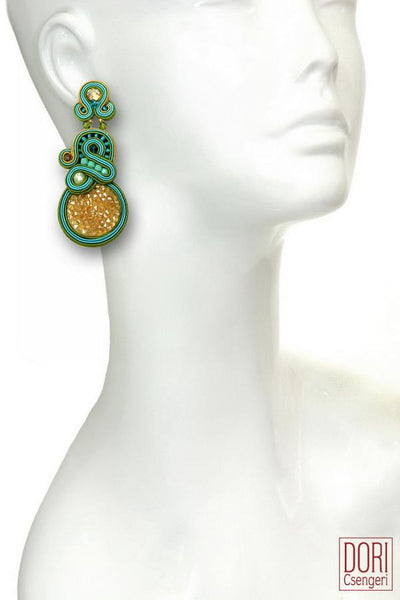 Capri Day To Evening Earrings