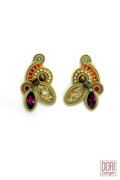 Maharajah Sparkly Earrings