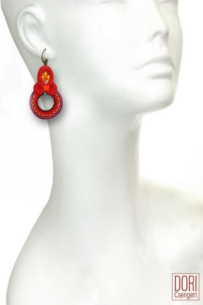 Enamour Hoop Earrings