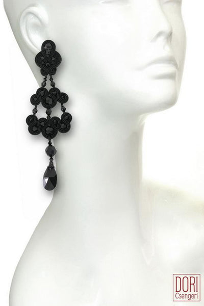 Essence Cascading Earrings