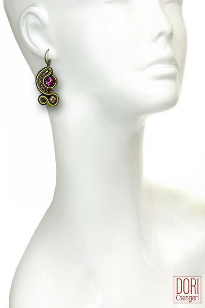 Finesse Dangle Earrings