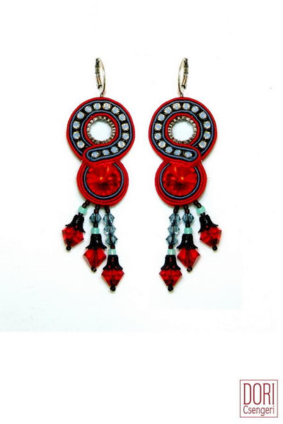 Fandango Dangling Earrings