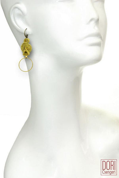 GoGo Trendy Earrings - Single Earring