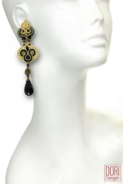 Nefertiti, Elegant Earrings