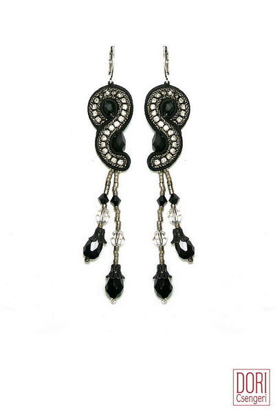 Nightlight Dangle Earrings