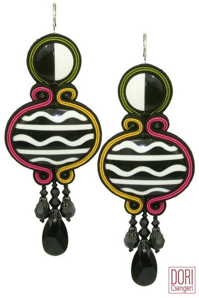 Nora Statement Earrings