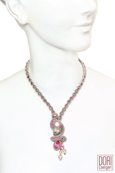 Obssesive Pastel Necklace